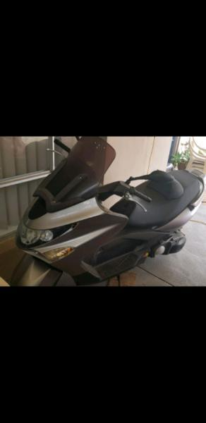 Kymco Xciting 500r Scooter