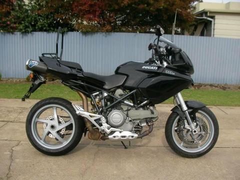 Ducati Multistrada 1000DS 2004