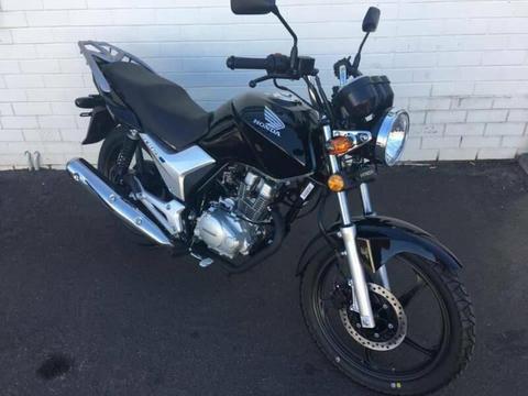 New Honda CB 125 E