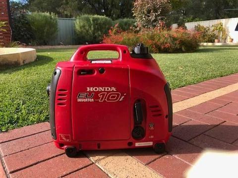 Honda EU1000 generator
