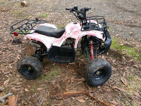 125cc farm quad