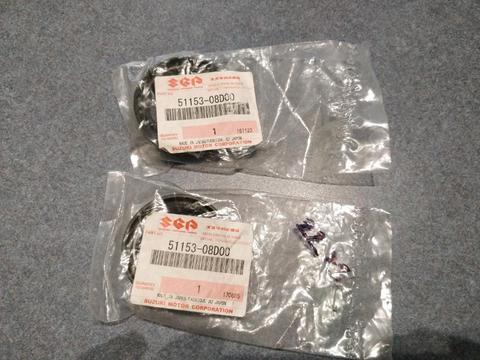 suzuki motorcycle fork seals