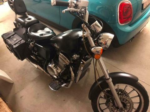 Laro 250 Cruiser Motor Bike For Sale