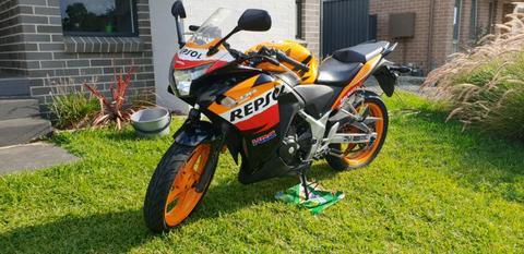 Honda 2013 CBR250R