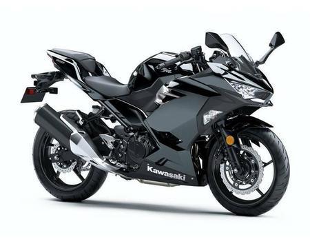 2019 Kawasaki Ninja 400 Demo