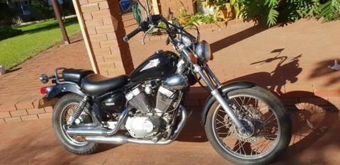 Motor bike - Yamaha Virago
