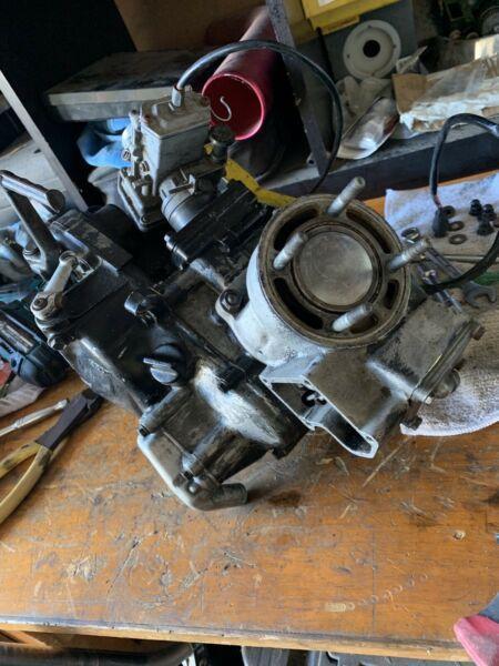 Suzuki rm80 Engine & parts