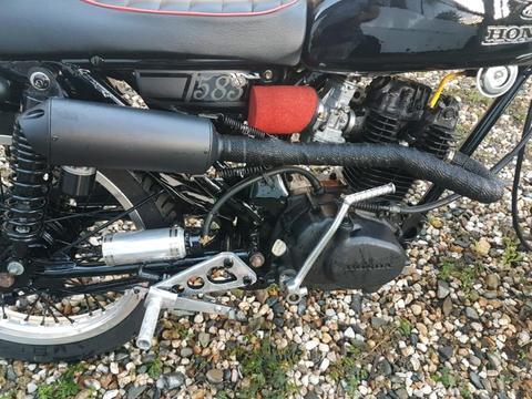 Honda cb 125n