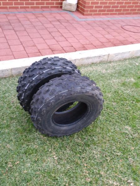 Quad/Atv tyres