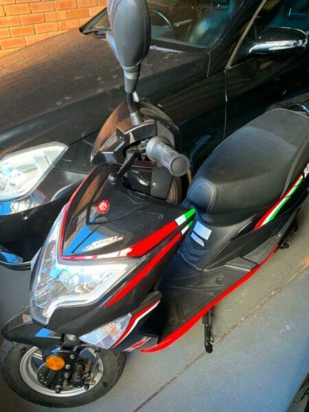 Automatic 50cc Scooter For Sale