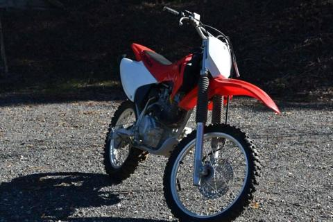 Two Honda CRF Fun bikes 80cc and 150cc