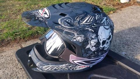 Dirtbike Motocross Clothing and accessories