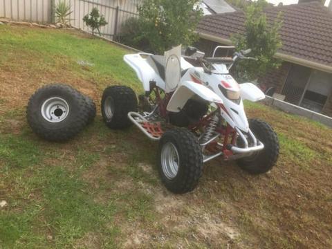Yamaha Blaster Quad 200cc