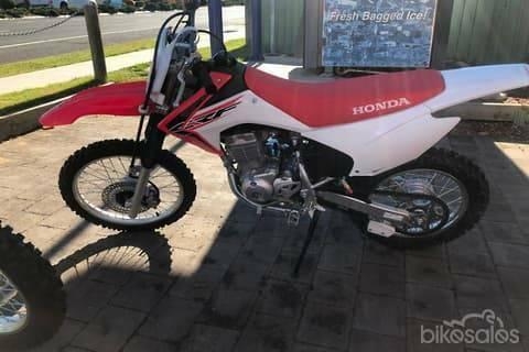 2019 Honda CRF150F MY18 Mini Bike Manual 5sp 150cc