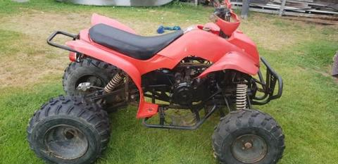 QUAD BIKE 110 CC