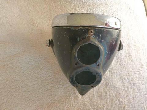 Headlight Shell for Custom or Old Skool Bike Harley Chopper