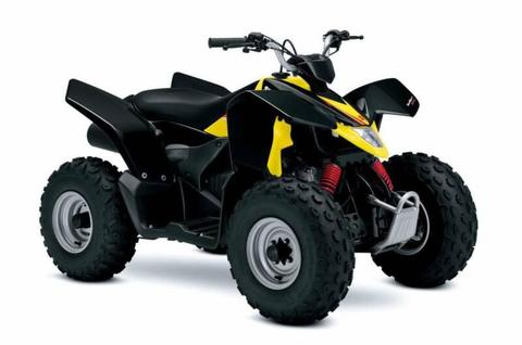 Suzuki LT-Z90 Kids Fun Quad Bike, get in early for Easter $25 wk*