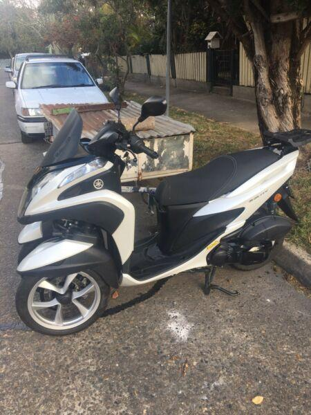 Yamaha Tricity (7month rego)