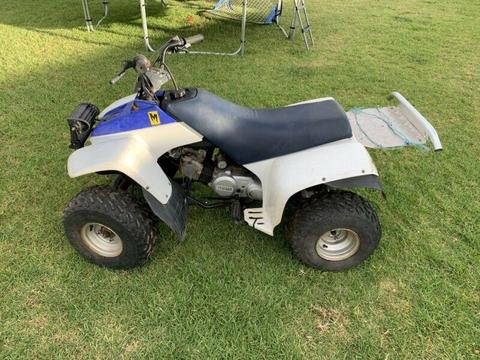 Yamaha 80cc Quad bike