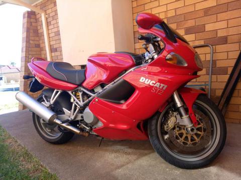 2003 Ducati ST2 Motorbike