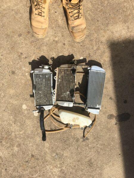 Yamaha wr 250 parts