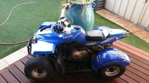 ATV FOUR WHEELER 50CC - Make An Offer