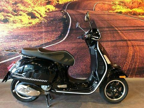 2017 Vespa GTS 300 SUPER FL Road Bike 278cc