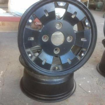 Yamaha ATV Rims and Tyres