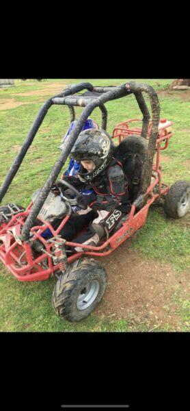 Kids ATV Buggy