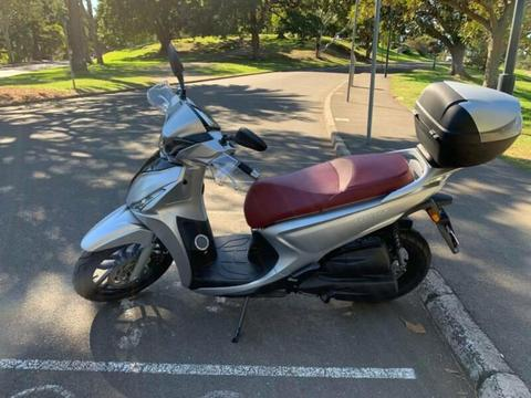 Kymco People S 150 Scooter MY19