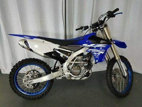 2018 Yamaha YZ250F 250CC Motocross