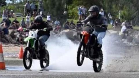 KTM 505 XC F 2008 ATV not 450 350 500 525 250 300 CR500 KX YZ F