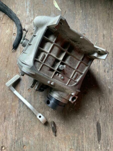 BMW R100 gear box