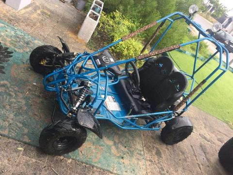 Twin seater buggy