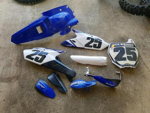 motocross bike parts