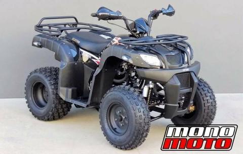 250cc AUTO TANK BRISBANE ELSTAR $2,950 RIDE AWAY DEALER QUAD ATV