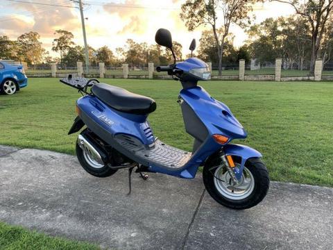 2005 Bug Jive 50cc scooter! Rego & RWC