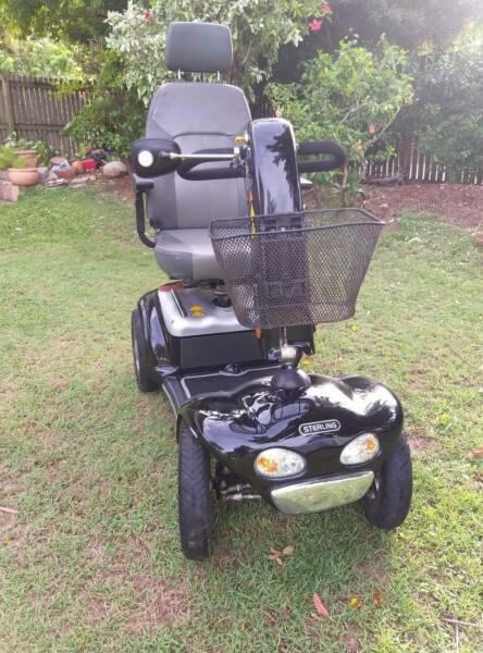 Mobility Scooter for sale (Sterling Diamond)