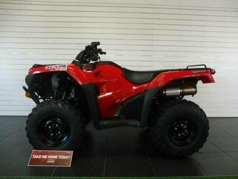 2019 Honda TRX420FA6 ATV FARM 420cc