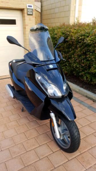 2008 Piaggio X7 250 Scooter