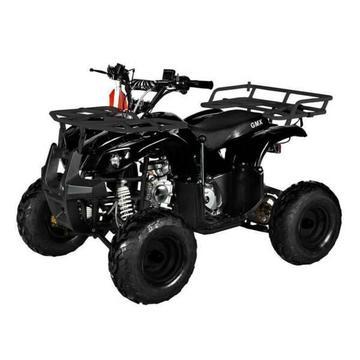 GMX MUDDER JUNIOR BLACK 125CC FARM ATV