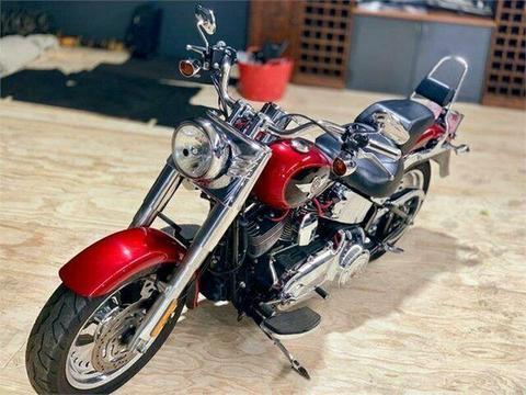 2013 Harley-Davidson FAT BOY FLSTF FAT BOY
