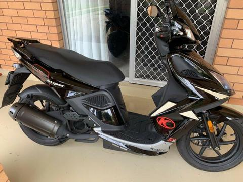 Kymco Scooter 2017 50 cc