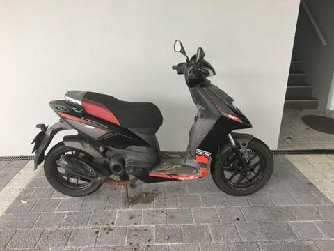 Aprilla 50cc Moped