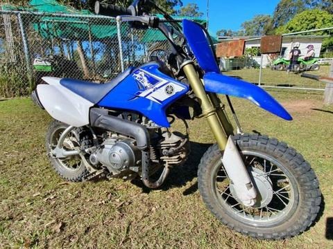Yamaha TTR50E Child's Motor Bike in Taree area NSW