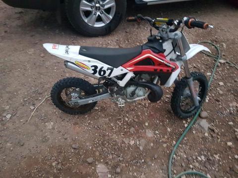 Husqvarna 50cc CR