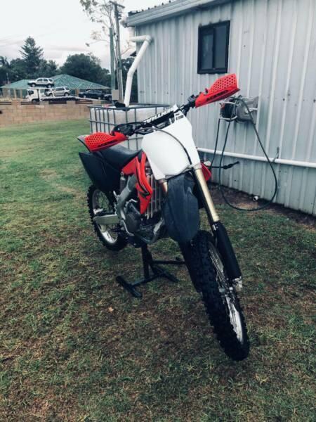 2008 CRF250R