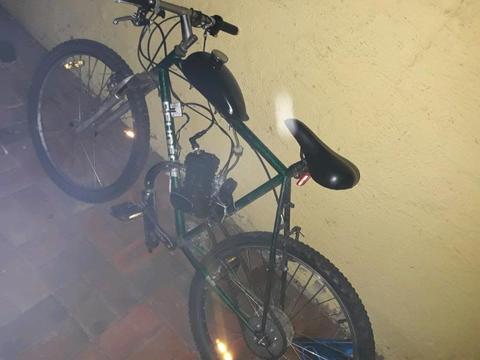 80cc High powered petrol bike engine kit