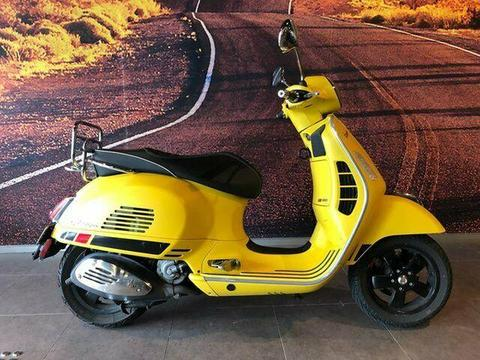 2017 Vespa GTS 300 SUPER SPORT FL Road Bike 278cc