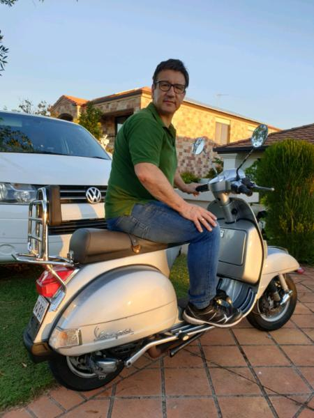 VESPA PX200 2003 IN GREAT CONDITION PASSED ROADWORTHY